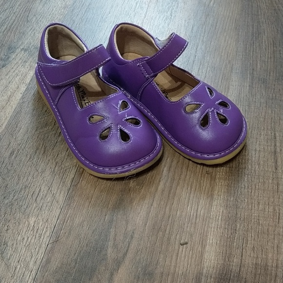 little maes boutique Other - Purple Mary Jane shoes.